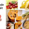12 thực phẩm dồi dào sắt cho mẹ bầu