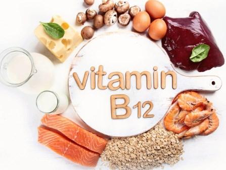 vitamin B12 bổ sung dinh dưỡng cho bà bầu