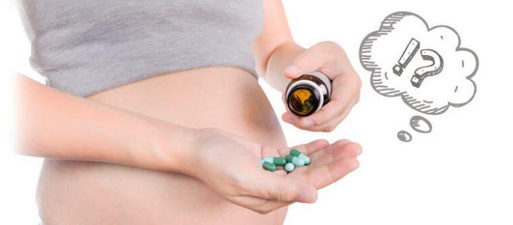 Các loại vitamin tốt cho bà bầu 1