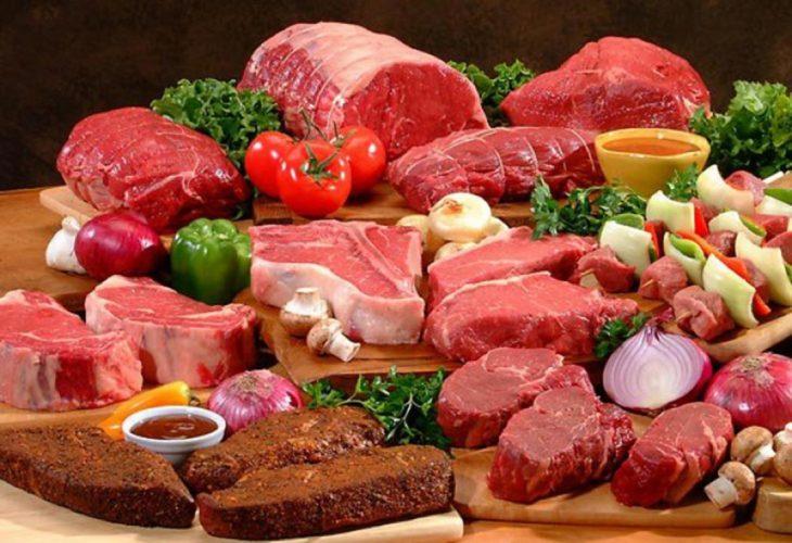 Thịt bò, thịt nạc - Nguồn cung cấp sắt tốt cho bà bầu