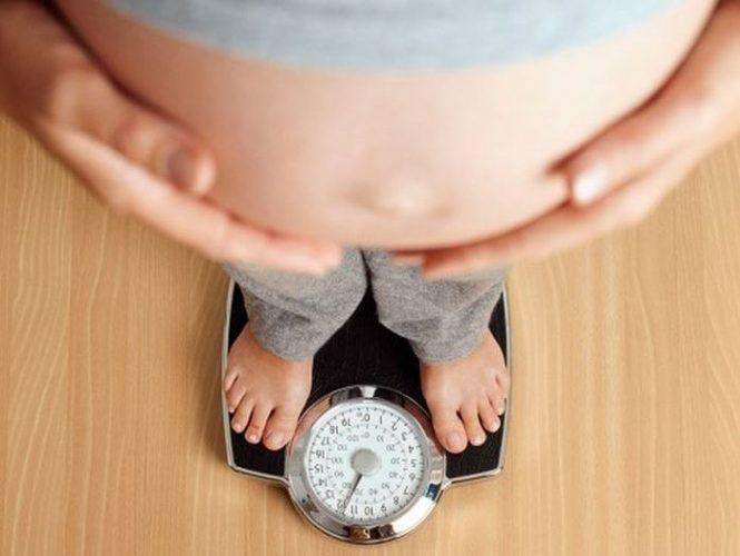 tăng cân khi mang thai bao nhiêu là đủ