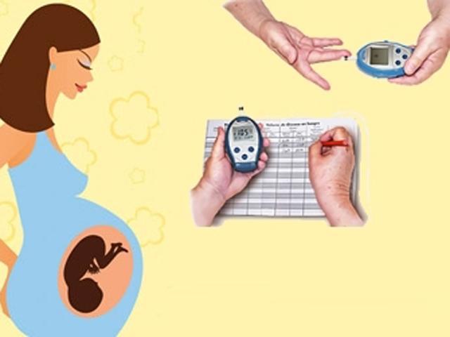 xét nghiệm tiểu đường thai kỳ lúc nào khi mang thai