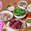 Ăn uống lành mạnh và bổ sung dưỡng chất đúng cách khi mang thai