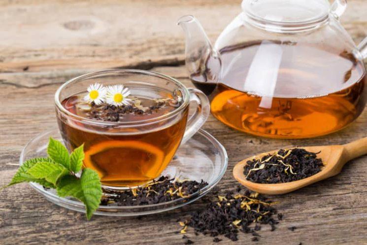 Bổ sung sắt không nên uống cùng trà đen