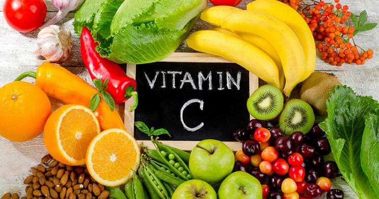 Vitamin C cho bà bầu