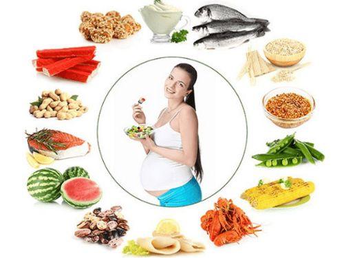 Biểu hiện bà bầu thiếu sắt 3 tháng cuối thai kỳ