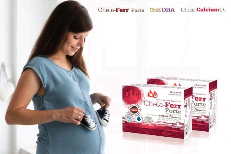 Thiếu máu thiếu sắt khi mang thai ảnh hưởng lâu dài đến cả mẹ và bé