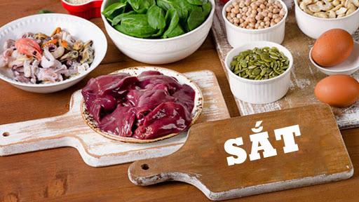 Thiếu sắt khi mang thai nên ăn gì để bổ sung sắt tốt nhất?