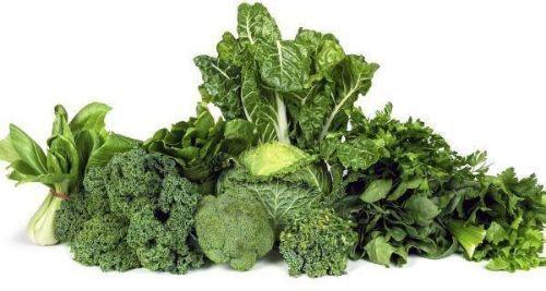 Thực phẩm bổ sung sắt cho người thiếu máu
