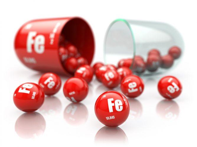 Những điều kiện giúp quá trình hấp thụ sắt tốt nhất, hiệu quả nhất