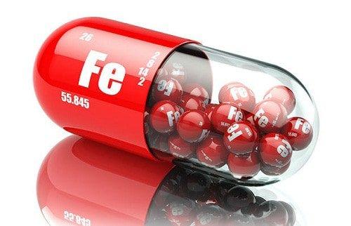 Tác dụng của sắt và axit folic với mẹ bầu và thai nhi