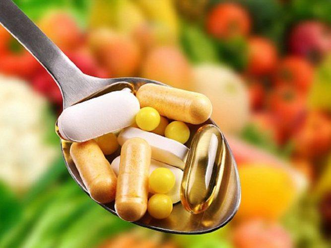Uống viên sắt và vitamin E cùng lúc có được không?