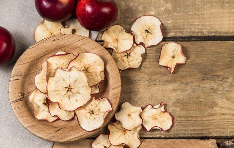 5 món trái cây sấy khô cho bà bầu thiếu sắt