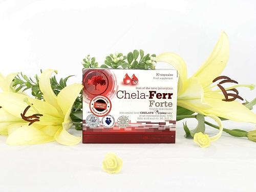 Giới thiệu thuốc sắt tốt cho mẹ bầu - sắt Ferrochel chính hãng