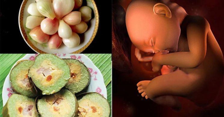 Bà bầu không nên ăn gì ngày tết? Các món ăn dịp Tết mẹ bầu nên hạn chế