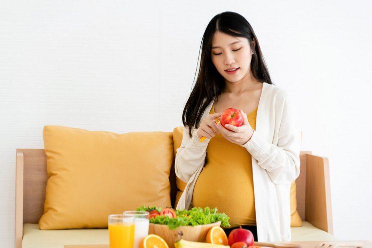 Mang thai bà bầu không nên ăn gì? Lưu ý về chế độ dinh dưỡng bà bầu