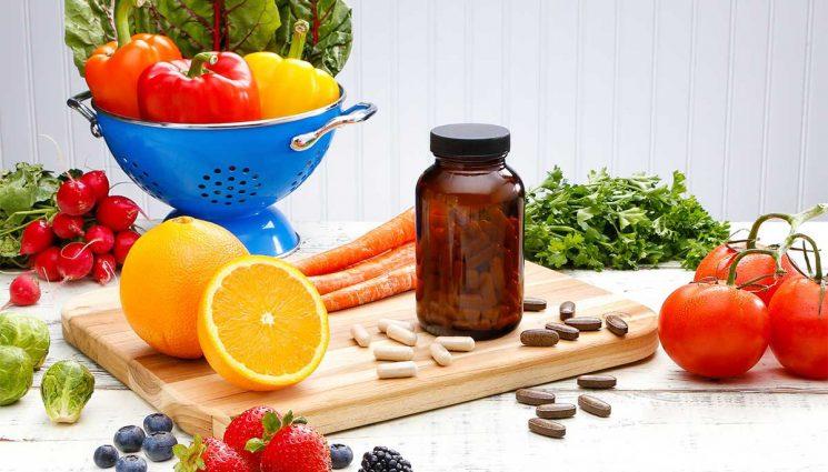 Uống DHA với vitamin C cùng lúc được không