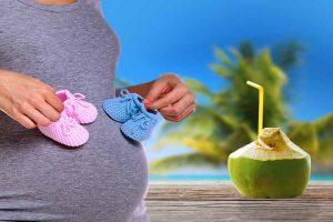Uống nước dừa sau khi uống canxi được không?