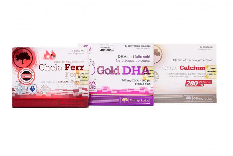 Viên uống vitamin tổng hợp cho phụ nữ mang thai nên chọn loại nào