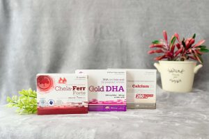 Các loại vitamin tổng hợp cho phụ nữ trước khi mang thai