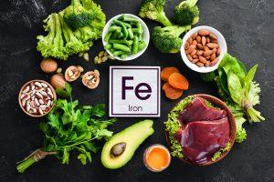 Sắt và vitamin E cho mẹ bầu có trong những thực phẩm nào?
