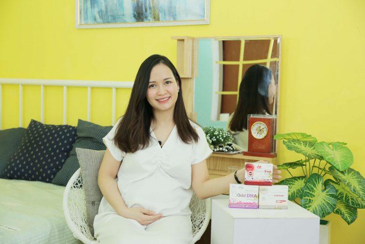 Vitamin tổng hợp cho bà bầu có ưu nhược điểm gì?