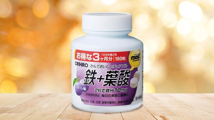 Vitamin tổng hợp cho bà bầu của Nhật có những loại nào?