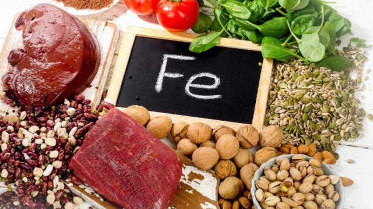 Thực phẩm chứa nhiều sắt và canxi cho bà bầu và những chú ý về dinh dưỡng trong thai kỳ