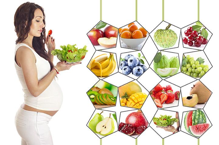 5 điều cần chú ý khi chọn thực phẩm giàu canxi và sắt cho bà bầu