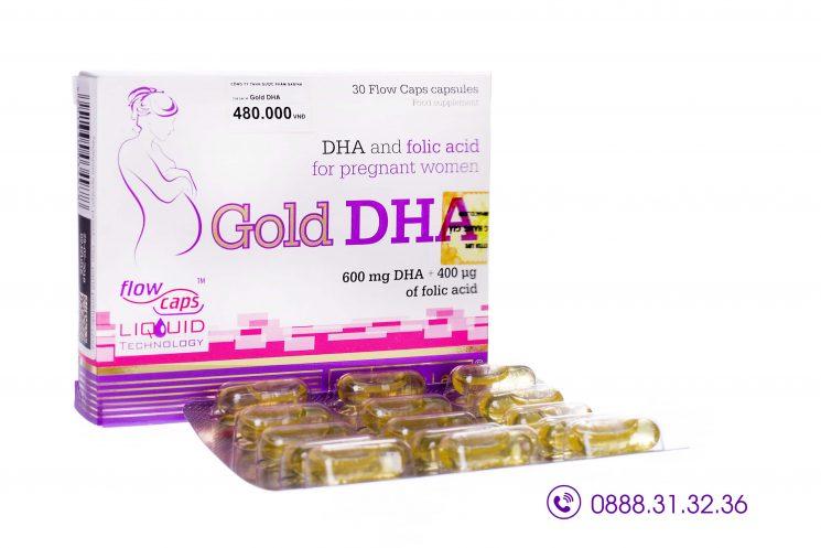 Nguy hại khi uống DHA quá liều