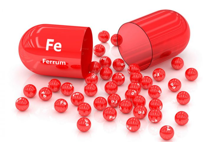 Tầm quan trọng của việc bổ sung đầy đủ vitamin c và sắt trong thai kì