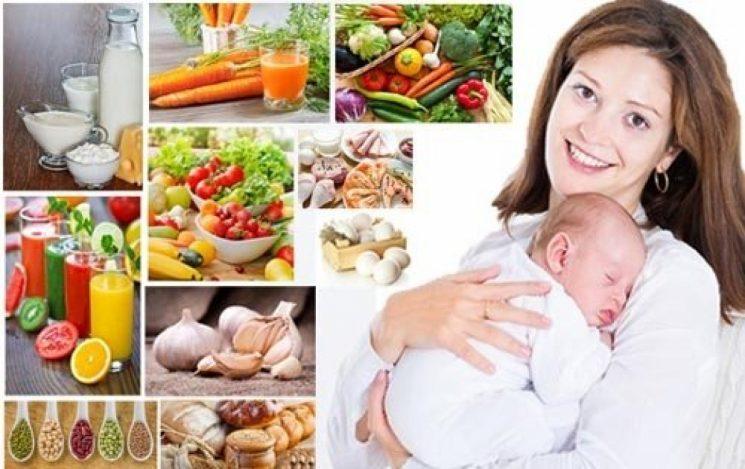Thực phẩm bổ sung sắt và canxi cho bà bầu nên bổ sung trong thai kỳ