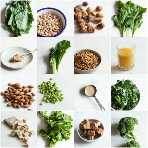 Các loại thực phẩm giàu canxi cho bà bầu mà không gây thừa cân