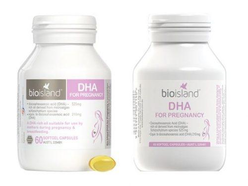 Viên uống DHA cho bà bầu loại nào tốt? Top 10 viên DHA tốt cho bà bầu