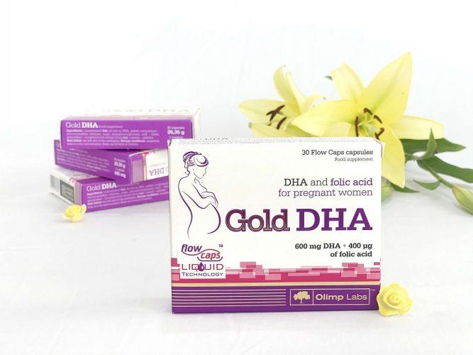 Giá thuốc DHA cho bà bầu
