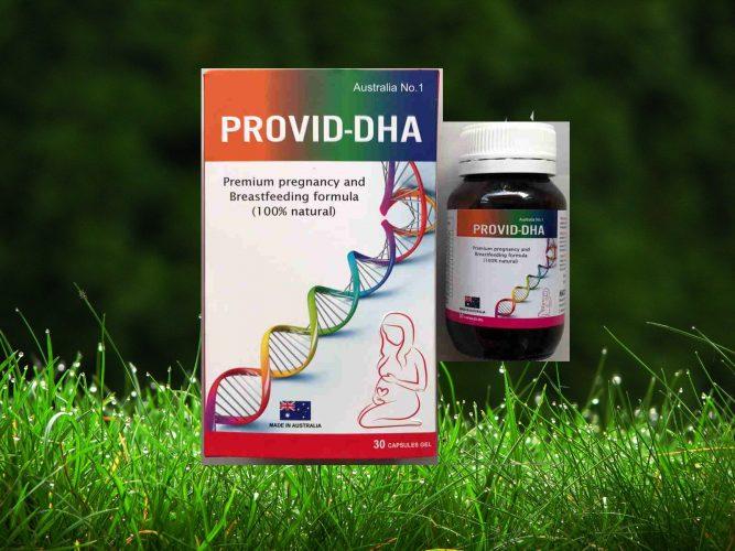 Top 5 DHA tốt cho mẹ bầu được nhập khẩu chính hãng