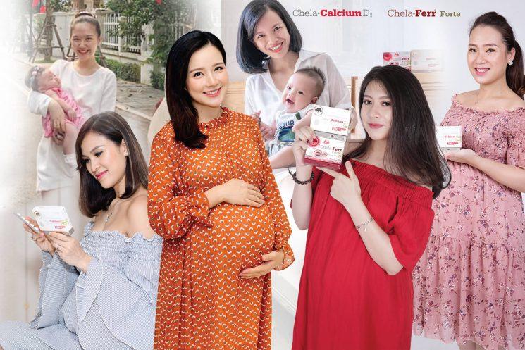 Vitamin tổng hợp cho mẹ bầu sau sinh uống đến khi nào