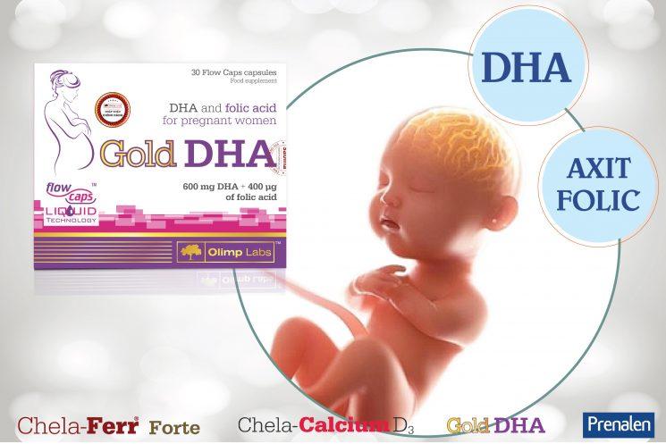 DHA cho bà bầu là gì? Vai trò và tác dụng của DHA với mẹ và bé